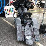 Motorcycle - Camo