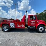 Commercial Wrap - Towing